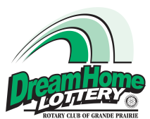 The Dream Home Lottery is Grande Prairie's largest lottery, and managed by Wave Media.  Click the logo to see the lottery web site or join us on Facebook
